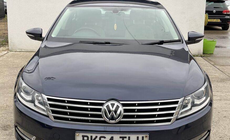 Volkswagen CC 2.0 TDI BlueMotion Tech 4dr